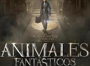 """magia vuelve """"Animales Fantásticos Dónde Encontrarlo"""""""