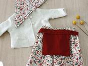 traje casera para bebé (hecho casa)