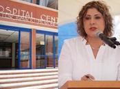 Mientras hospitales agonizan titular salud llevara pesos Navidad