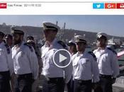 Nueva patrullera protege costas Israel.