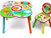 Super Sorteo: Regalamos Mesa Silla Fisher-Price