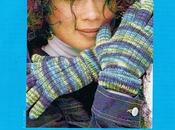 calcetines guantes patrones