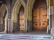estilo gótico Universidad.
