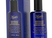 #Review Midnight Recovery concentrate Kiehl's, nutre rostro durante noche