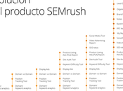 SEMrush lanza actualización número 2016