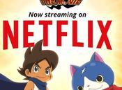disponible película Yo-Kai Watch Netflix