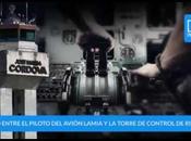 Audio completo conversación entre piloto torre control antes accidente
