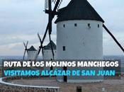 Camino ruta Quijote. ¿Qué Alcázar Juan?