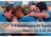 Horarios décima jornada rugby divisiones honor