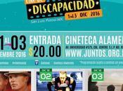 Concluye Ciclo Internacional Cine Discapacidad