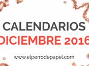 Fondos Pantalla Calendarios Pared para Diciembre 2016