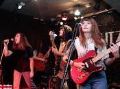Agoraphobia Garage Players encargan calentar Wurlitzer Ballroom