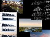 Proyecto masterplan cádiz diseñado a-cero. tipología viviendas adosadas