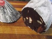 Embutido chocolate (trampantojo)
