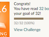 Bingo literario desafío Goodreads: avances