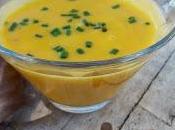 Crema zanahoria calabaza