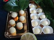 Trufas chocolate blanco limoncello