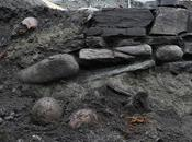 Descubren primer mausoleo donde milagroso vikingo enterrado