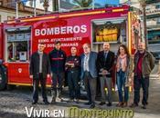 Bomberos Hermanas estrenan nuevo camión nodriza