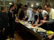 """Escuela hombres igualdad; cocina tambien espacio"""""""