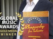 Global Music Awards premia medalla categorías compositor venezolano Giancarlo Castro D'Addona