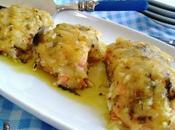 Supremas salmón salsa cebolla