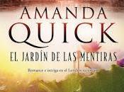 jardín mentiras Amanda Quick