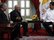 Vaticano enfrenta Nicolas Maduro