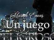 Nuevos Lanzamientos: Juego Peligroso Mariah Evans. Esperada Segunda Parte Conflicto Intereses Romantic Ediciones