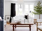 Casa rural nórdica estilo boho Navidad=combinación PERFECTA, entra disfruta