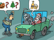 Christmas Wheel Navidad Volante