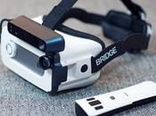 ¿Realidad Virtual iPhone? Conoce gafas Bridge Occipital