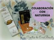 Colaboración con... NATURNUA. Cosmética ecológica natural.