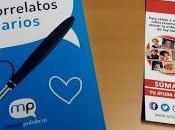Libro edición concurso microrrelatos solidario