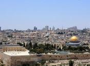 Ciudad vieja Jerusalén, Israel lugar donde creó mundo