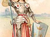 triunfo póstumo doncella Orléans: Juana Arco