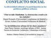 Ciudades-mercado conflicto social