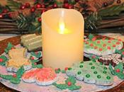 Cómo hacer centro navidad galletas