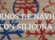 Manualidad Navidad vídeo: Adornos silicona colores