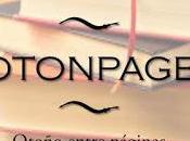 «Otonpage». Otoño entre páginas