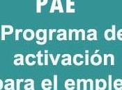 (Programa Activación para Empleo)