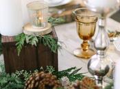 Ideas para decorar mesa Navidad