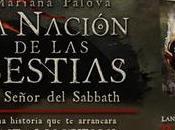 Reseña: nación bestias, Señor Sabbath, Mariana Palova