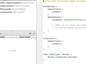 Gradle sync failed: CreateProcess failed, error=216 Android Studio