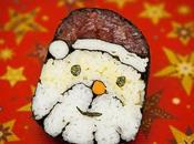 Recetas japonesas: Como preparar Maki Sushi Papá Noel Taka Sasaki