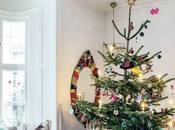 navidad, turquesa, mint, rosa fucsia salón nórdico inspirador