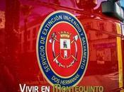 mujer herida afectados incendio Montequinto