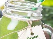 Batido verde para reducir colesterol