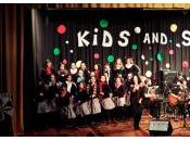Kids Swing Christmas Mood)
