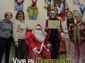 asociación A.M.A.M. entrega juguetes veintena niños niñas Montequinto